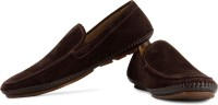 Kenneth Cole Think Ahead Su Loafers For Men(Brown)