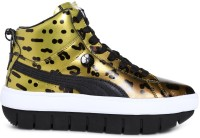 Puma Mihira My-82 Turing Leopard Casual Shoes(Multicolor)