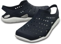 Crocs Swiftwater Wave Clogs For Men(Navy)