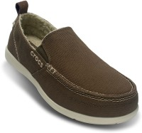 Crocs Walu Lounger Loafers For Men(Brown)