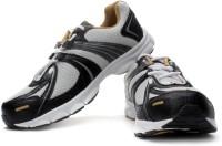 Sparx Jogging Shoes For Men(Black, Gold, White)