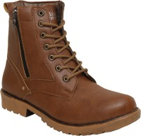 Shoe Island HB9711 Boots For Men(Tan)