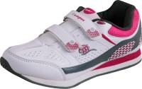 Campus Nj-204v Running Shoes For Women(White)