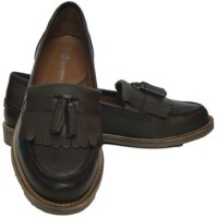 ASM Genune Leather Formals Shoes Corporate Casuals(Brown)