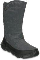 Crocs Boots(Black)