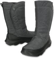 Crocs Boots For Women(Black)