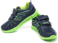 SPARX SL-68 Running Shoes For Women(Navy, Green, Blue)