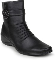 Stylistry Maxis Womens Boots For Women(Black)