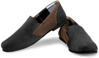 Funk Hon Black and Brown Casual Shoes For Men(Brown, Black)