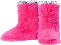 Dearfoams Boots For Women(Pink)