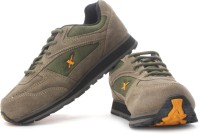 Sparx SM-67 Outdoors Shoes For Men(Olive)