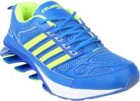 Columbus Blaze Running Shoes For Men(Blue, Green)