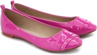 Tresmode Hefold Bellies For Women(Pink)