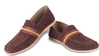 Funk Zooter Loafers For Men(Brown)