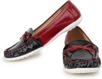 Naisha Loafers For Women(Black)
