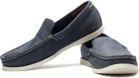 Timberland EK Heritage  Boat Venetian Loafers For Men(Blue)