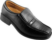 Action Synergy Fashion Line Pn3214 Black Slip On Shoes(Black)