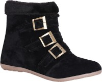 Motion Boots For Women(Black)