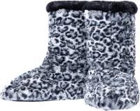 Dearfoams Bootie Boots For Women(Grey)