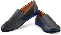 Funk Bon Black Casual Shoes For Men(Black)
