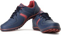 Sparx SM-191 Running Shoes For Men(Red, Navy)