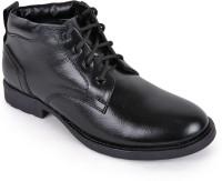 Benera Casual Hlc Cut Boots For Men(Black)