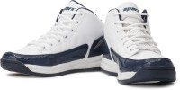 Sparx SM-BB02 Basketball Shoes For Men(Navy, White)