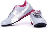 Puma Casual Shoes For Women(Grey)