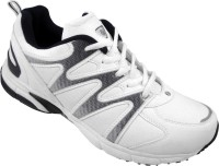 Action White Sports Shoe Running Shoes For Men(White, Grey)