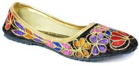 Indirang Multicolor Bellies For Women(Multicolor)