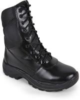 Benera Black Trop God Boots For Men(Black)