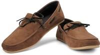 Funk Ding Loafers For Men(Brown, Black)