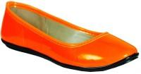 Stylar Kristy Bellies For Women(Orange)