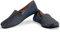 Funk Xail Black and Blue Casual Shoes For Men(Blue, Black)