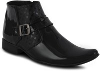Get Glamr Stylish Party Wear For Men(Black)