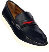 John West Stroll Over Loafers For Men(Blue)