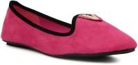 Kz Classics Ladies Footwear Bellies For Women(Pink)