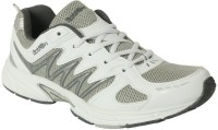 Action Running Shoes(White, Grey)