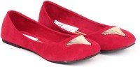 Ignis Toe Triangle Bellies For Women(Red)