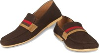 Funk Pooter Loafers For Men(Brown)