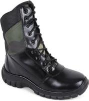 Benera Camouflage Jungle God Boots For Men(Multicolor)