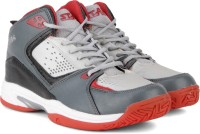 Stag Hoop Basketball Shoes For Men(Red)