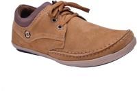 Elixir Man Premium Casual Shoes For Men(Tan)