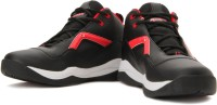Sparx SM-BB01 Basketball Shoes For Men(Red, White, Black)