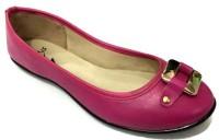 Stylar Alia Bellies For Women(Pink)