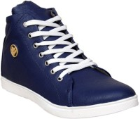 Zapatoz Big Casual Shoes For Men(Blue)