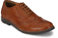 Prolific Imperial Lace Up For Men(Tan)
