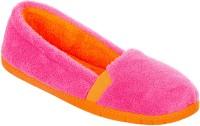 Dearfoams Slip-On Party Wear Shoes For Women(Pink)