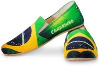 Funk Brazil FIFA World Cup Loafers For Men(Multicolor)