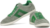Diesel Vintagy Lounge Sneakers For Men(Green, Grey)